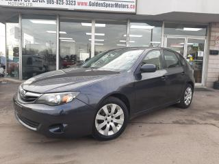 Used 2010 Subaru Impreza 2.5i~ CERTFIED~ 3 YEAR WARRANTY for sale in Oakville, ON