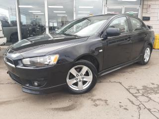 Used 2009 Mitsubishi Lancer SE ***One Owner***NO ACCIDENTS***Low Kilometers***Set of winter Tires*** for sale in Oakville, ON