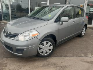 Used 2012 Nissan Versa CERTIFIED~ 3 YEAR WARRANTY~ NO ACCIDENTS for sale in Oakville, ON
