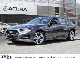 New 2021 Acura TLX Tech for sale in Burlington, ON