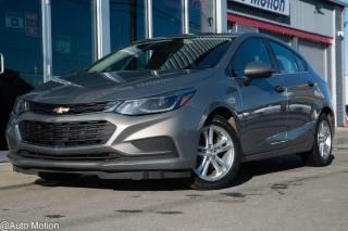 Used 2017 Chevrolet Cruze LT Auto NAVIGATION BACK UP CAM SUNROOF NO ACCIDENTS for sale in Chatham, ON
