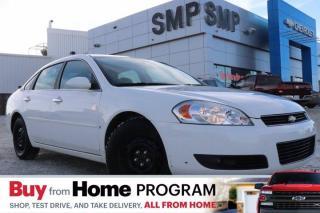 Used 2008 Chevrolet Impala LTZ - Remote Start, Winter/Summer Tire Pkg for sale in Saskatoon, SK