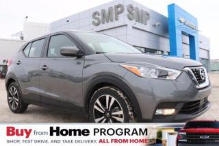Used 2020 Nissan Kicks SV- Heated Seats, Remote Start, Back Up Camera for sale in Saskatoon, SK