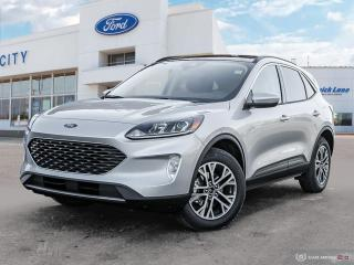 New 2020 Ford Escape SEL for sale in Winnipeg, MB