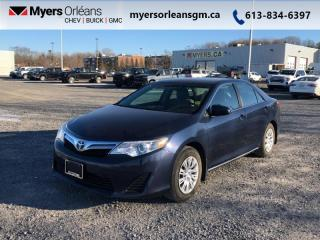 Used 2014 Toyota Camry LE for sale in Orleans, ON