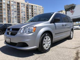 Used 2017 Dodge Grand Caravan CVP/SXT No Accidents, Cloth bucket seats, 3.6L V6 24V VVT Engine for sale in North York, ON