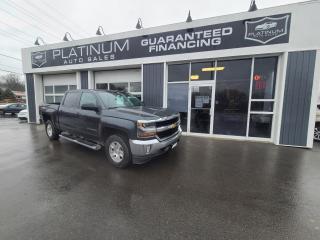 Used 2017 Chevrolet Silverado 1500 1LT for sale in Kingston, ON
