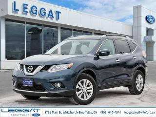 Used 2015 Nissan Rogue SV for sale in Stouffville, ON