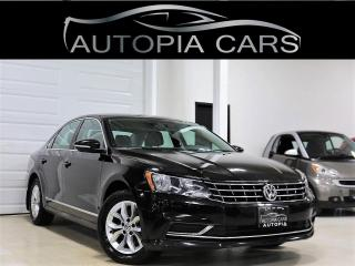 Used 2016 Volkswagen Passat TRENDLINE REAR VIEW CAMERA ALLOY for sale in North York, ON