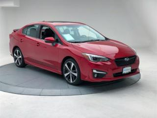 Used 2018 Subaru Impreza 4Dr Sport-Tech CVT for sale in Vancouver, BC