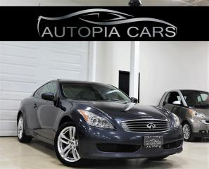 Used 2010 Infiniti G37 Coupe X AWD NAVUGATION REAR VIEW CAMERA SUNROOF for sale in North York, ON