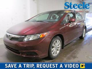 Used 2012 Honda Civic Sdn EX for sale in Dartmouth, NS