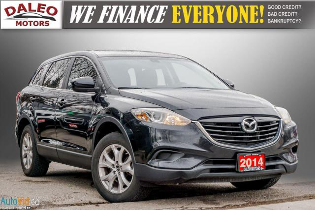 2014 Mazda CX-9 GS / 7 PASSENGERS /  LEATHER / BACK UP CAM /