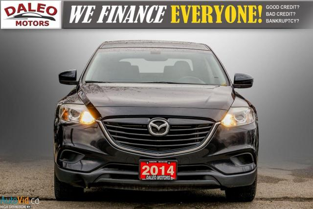2014 Mazda CX-9 GS / 7 PASSENGERS /  LEATHER / BACK UP CAM / Photo3