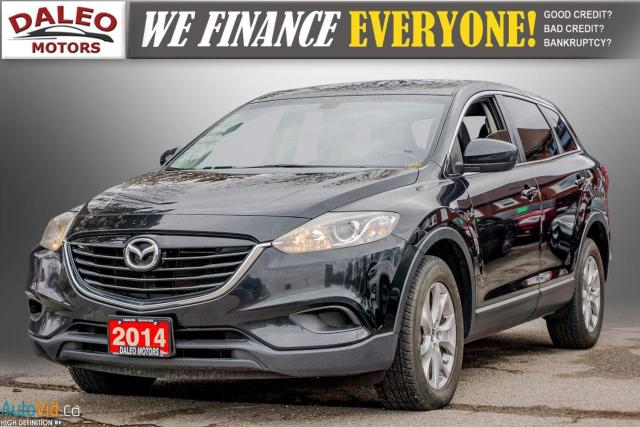 2014 Mazda CX-9 GS / 7 PASSENGERS /  LEATHER / BACK UP CAM / Photo4