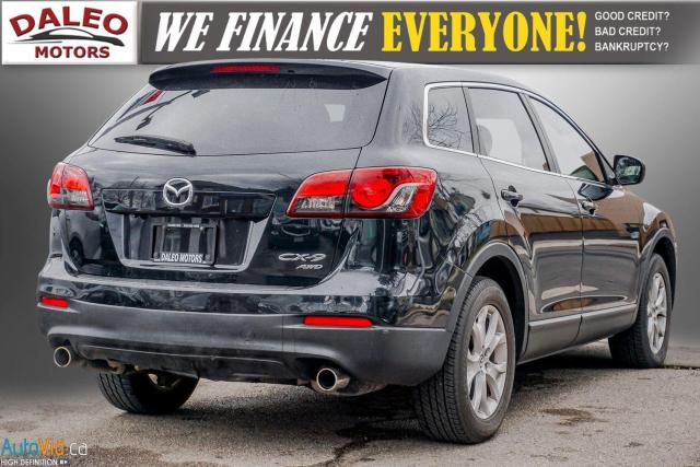 2014 Mazda CX-9 GS / 7 PASSENGERS /  LEATHER / BACK UP CAM / Photo8