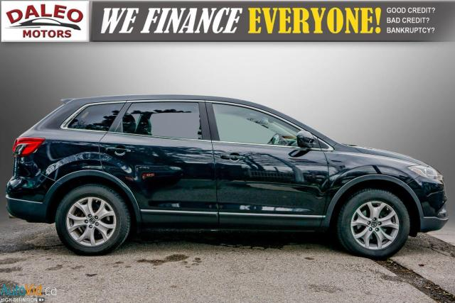 2014 Mazda CX-9 GS / 7 PASSENGERS /  LEATHER / BACK UP CAM / Photo9