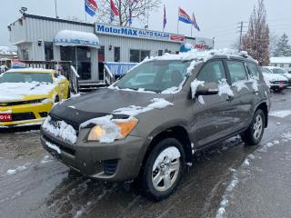 Used 2009 Toyota RAV4 4WD for sale in Stoney Creek, ON