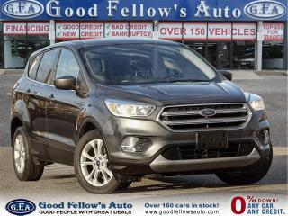 Used 2017 Ford Escape SE MODEL, REARVIEW CAMERA, HEATED SEATS, BLUETOOTH for sale in Toronto, ON