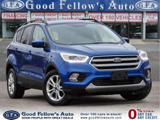 Used 2017 Ford Escape SE PARKING DISTANCE CONTROL, REARVIEW CAMERA, NAVI for sale in Toronto, ON