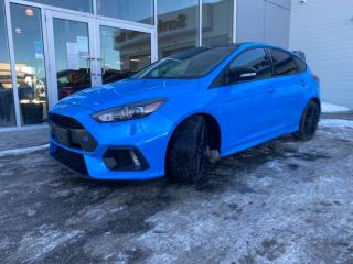 Used 2018 Ford Focus RS - AWD, RECARO SEATS, SUNROOF, RARE!!! for sale in Edmonton, AB