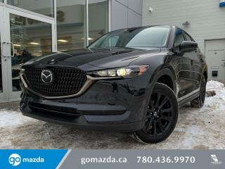 New 2021 Mazda CX-5 Kuro Edition for sale in Edmonton, AB