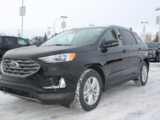 New 2020 Ford Edge SEL 201A AWD | 2.0 L ECOBOOST | Heated Steering Wheel | Heated Seats | Lane Keeping System | Reverse Camera & Sensing System for sale in Edmonton, AB