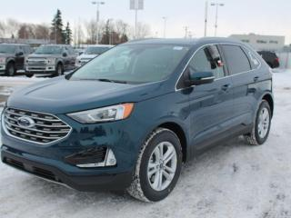 New 2020 Ford Edge SEL 201A AWD | 2.0 L ECOBOOST | Power & Heated Seats | Heated Steering Wheel | 360 Degree Camera | Navigation System | Tow Package for sale in Edmonton, AB