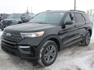 New 2021 Ford Explorer XLT | 4WD | 202a Pkg | Heated Steering/Seats | Appearance Pkg for sale in Edmonton, AB