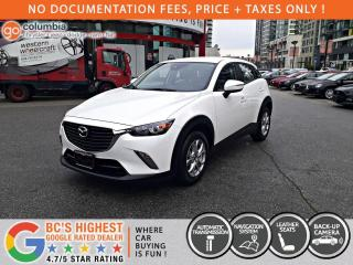 Used 2018 Mazda CX-3 Touring AWD - Accident Free / Local / Nav / No Dealer Fees for sale in Richmond, BC