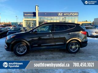 Used 2017 Hyundai Santa Fe Sport LUXURY/BLINDSPOT/BACKUP CAM/PANO SUNROOF for sale in Edmonton, AB