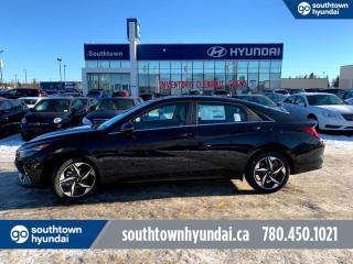 New 2021 Hyundai Elantra Ultimate with Tech Pkg for sale in Edmonton, AB