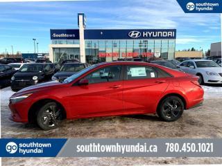 New 2021 Hyundai Elantra Preferred - 2.0L Heated Steering/Seat, Blindspot Monitor, Apple Carplay for sale in Edmonton, AB