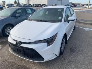 New 2021 Toyota Corolla LE CVT for sale in Portage la Prairie, MB