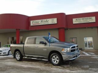 Used 2013 RAM 1500 SLT for sale in West Saint Paul, MB