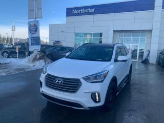 Used 2017 Hyundai Santa Fe XL ULTIMATE/LEATHER/NAV/WIRELESS CHARGING/HEADS UP DISPLAY for sale in Edmonton, AB