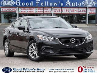 Used 2016 Mazda MAZDA6 GS SUNROOF, LEATHER SEATS, REARVIEW CAMERA, NAVI for sale in Toronto, ON