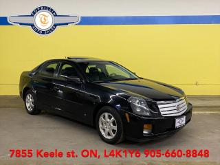 Used 2006 Cadillac CTS Only 123K, 2 Years Warranty for sale in Vaughan, ON