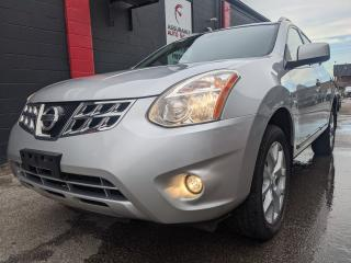 Used 2013 Nissan Rogue S, NAVI, 360 DEGREE CAMERA, AWD, LOW KM, ONE OWNER for sale in Burlington, ON