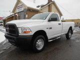 Photo of White 2012 RAM 2500