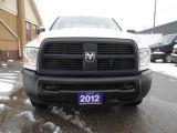 2012 RAM 2500 ST Heavy Duty 3/4Ton 4X4 5.7L Regular Cab ONLY 51K
