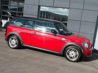 Used 2010 MINI Cooper Clubman S|PANOROOF|ALLOYS|SPOILER|6 SPEED MANUAL for sale in Toronto, ON