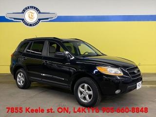 Used 2009 Hyundai Santa Fe GLS AWD, 2 Years Power-train Warranty for sale in Vaughan, ON