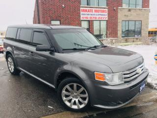 Used 2010 Ford Flex SE for sale in Rexdale, ON
