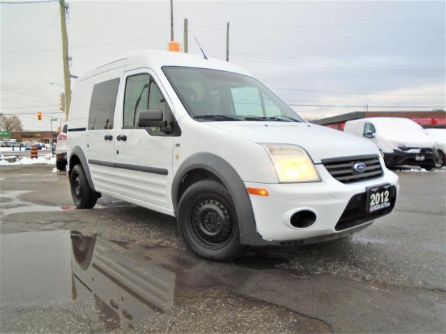 "2012 Ford Transit Connect AUTO 114.6"" XLT w/rear door glass CRISE PW PL SAFE"