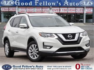 Used 2017 Nissan Rogue SV 4CYL 2.5L, PANROOF, AWD, NAVIGATION, 360°CAMERA for sale in Toronto, ON