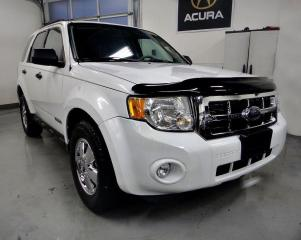 Used 2008 Ford Escape CLEAN SUV FOR LOW BUDGET for sale in North York, ON