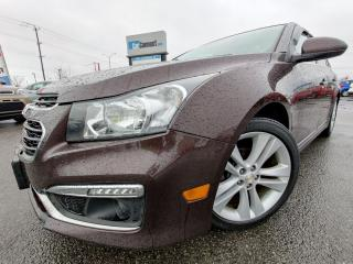 Used 2015 Chevrolet Cruze Rs 2lt for sale in Ottawa, ON