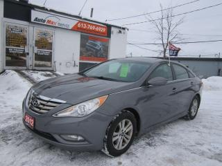 Used 2012 Hyundai Sonata GLS for sale in Gloucester, ON