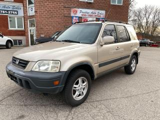 Used 2000 Honda CR-V EX - AWD - 2L - LOW KILOMETRES for sale in Cambridge, ON